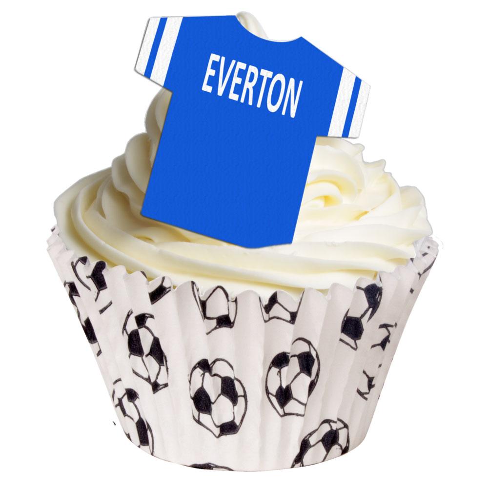 Everton Cake Decorations